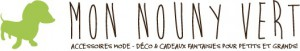 Mon nouny vert logo