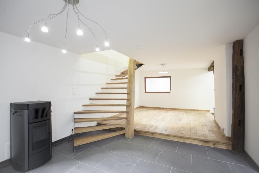 Rénovation appartement séjour